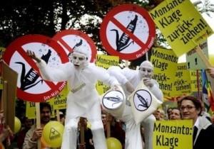 Activistsprotest